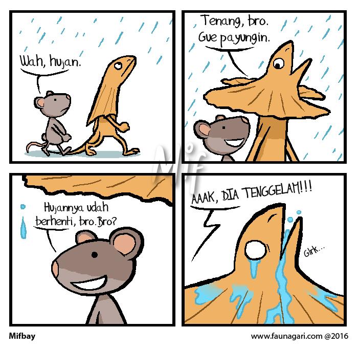 040 hujan